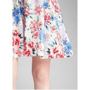 GAP Dresses - Gap Floral Fit and Flare Cami Dress 223838 Petite
